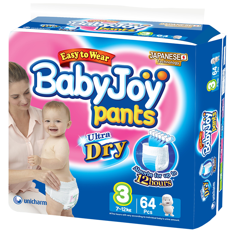 BabyJoy Pants Diaper
