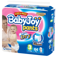 BabyJoy Pants Diaper (Size 3)
