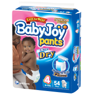 BabyJoy Pants Diaper (Size 4)