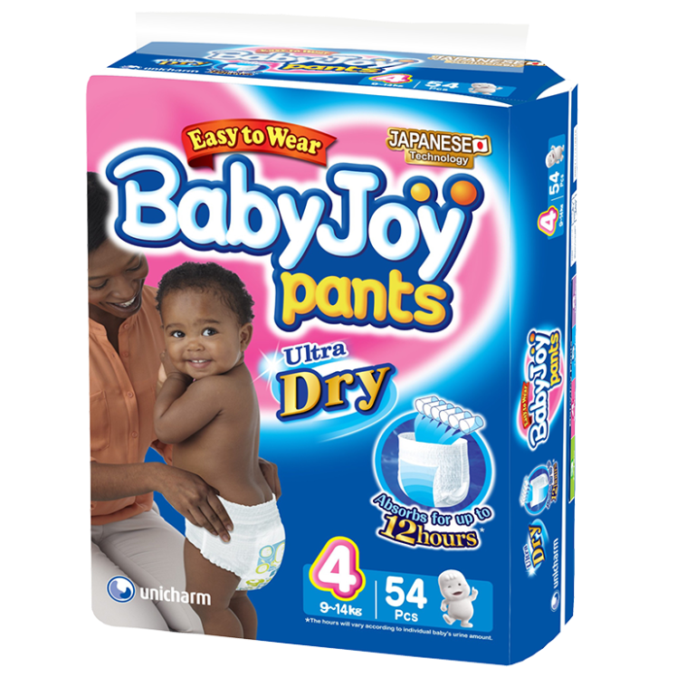 BabyJoy Pants Diaper / L