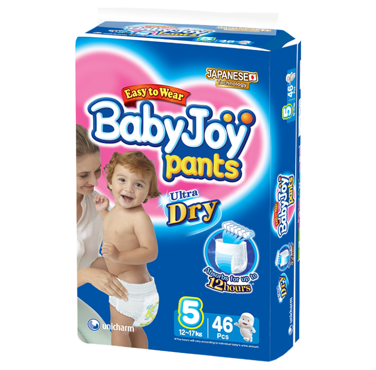 BabyJoy Pants Diaper / XL