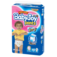 BabyJoy Pants Diaper (Size 6)